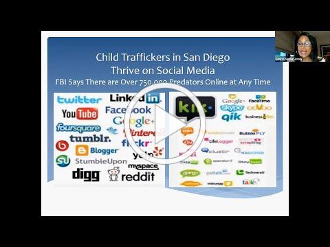 Child Safety Webinar: Human Trafficking & Online Predators