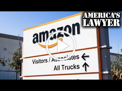 Amazon Loses Bid To Stop Warehouse Workers From Forming Unions