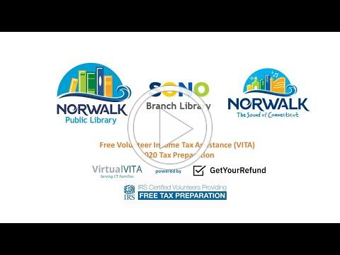 Norwalk Free Tax Preparation