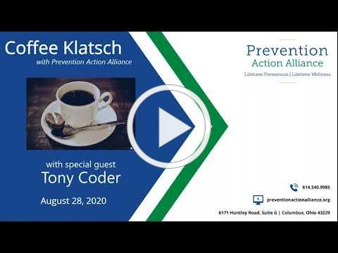 Coffee Klatsch-Happy, Healthy, and Well: A Discussion about Mental Health During a Pandemic