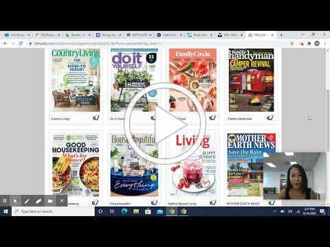 How to read magazines online with RBdigital