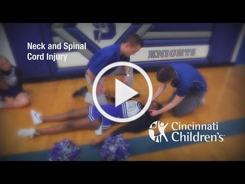 Cincinnati Sports Medicine - Neck & Spinal Cord Injury | Cincinnati Children's
