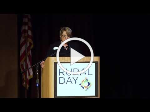 Susan Myers | Broadband | Rural Day 2018