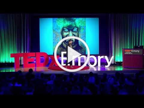 Art Solves Problems at the Poverty Line | Miya Baily | TEDxEmory
