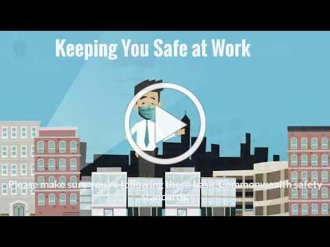 Returning to Work Safely for Commonwealth Employees
