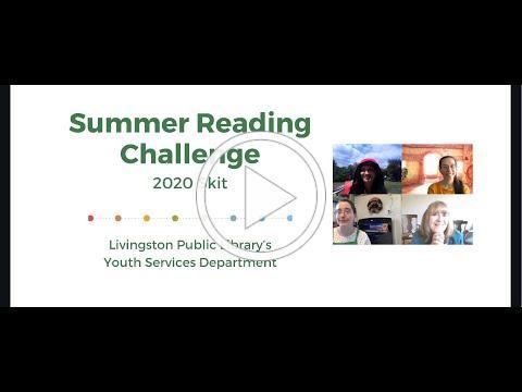 Summer Reading Challenge 2020 Skit