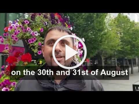 Celebrate Luton Street Fest - Furhaad, Revoluton
