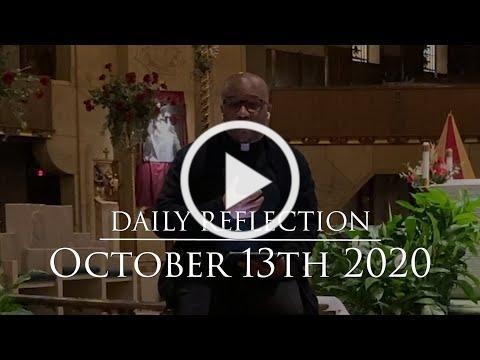 2020 10 13 Reflection 468