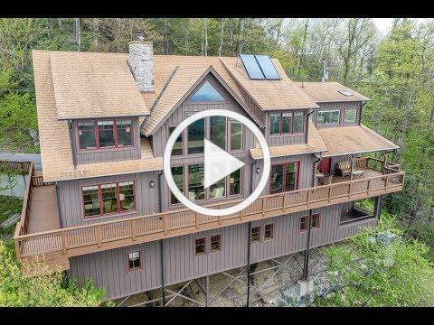 8383 Gideon Ridge Lane, Blowing Rock--Mountain Home with VIEWS