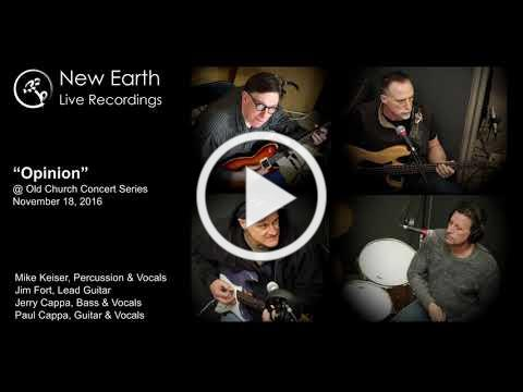 Opinion by New Earth