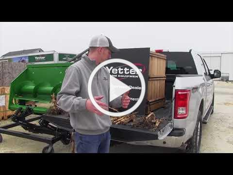 Yetter Devastator As a Residue Management Tool