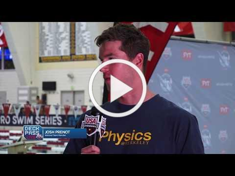 2018 Deck Pass Live from Atlanta Day 1 Evening with Josh Prenot and Nathan Adrian
