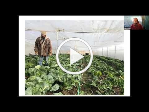 Winter Production in the Hoop House - 2021 Virtual Annual Conference