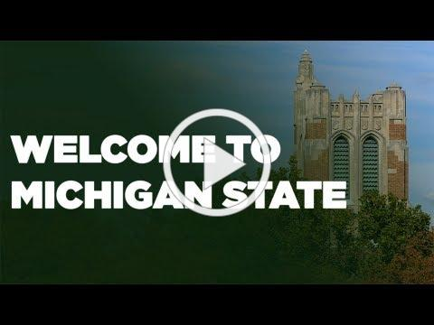 Welcome to Michigan State