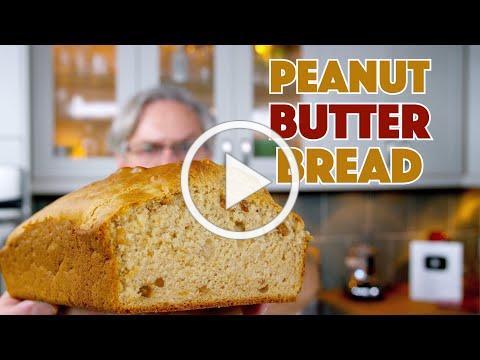 1932 Peanut Butter Bread Recipe