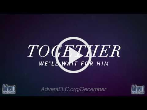 Advent Sermon Series 2018