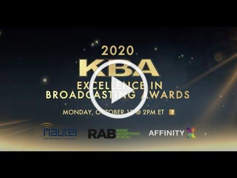 2020 KBA EXCELLENCE IN BROADCASTING AWARDS PROMO