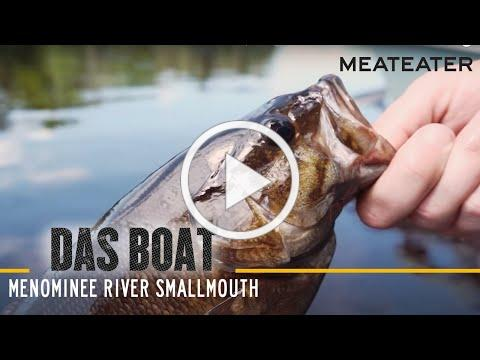 Das Boat S2:E03 Menominee River Smallmouth with Joe Cermele and Tim Landwehr