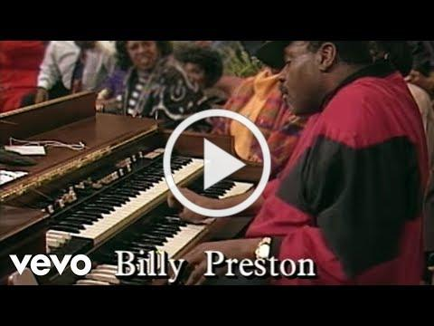 Billy Preston - You Can't Beat God Giving (Live) [Official Video]