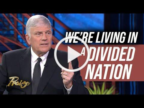 "Franklin Graham: ""The Only Hope for Our Country is God"" 