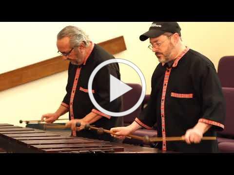 Steve Chavez & Hovey Corbin - Marimba Duet