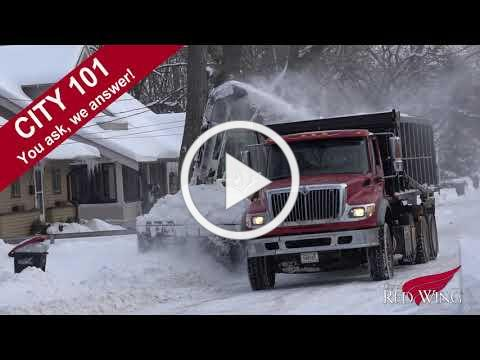 City 101 - Snow Removal