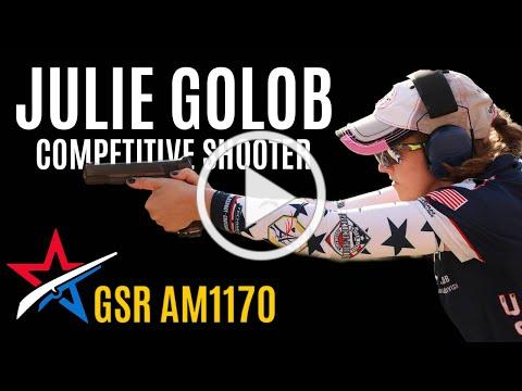 GSR AM1170 - W/ Competitive ShooterJulie Golob and Guest Host Wendy Hauffen