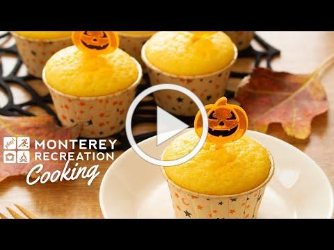 Monterey Recreation Presents 🎃 That's Good! How to Make Pumpkin Muffins