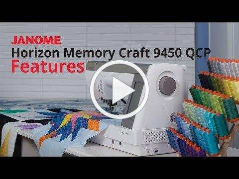 Horizon Memory Craft 9450QCP Features