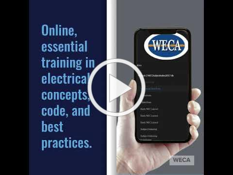 The WECA Project Engineer to Project Manager (PE to PM) Program is here.