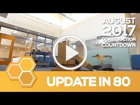 EPS Construction Update in 80 - Cornelia (Aug 2017)