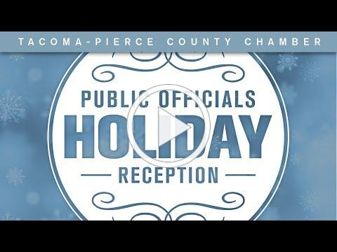 2018 Public Officials Holiday Reception [Promo]