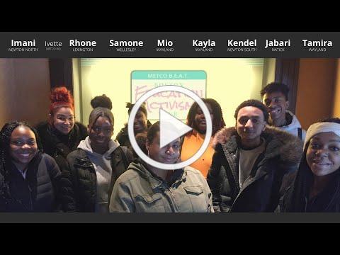 METCO B.E.A.T. - Boston Educational Activism Tour
