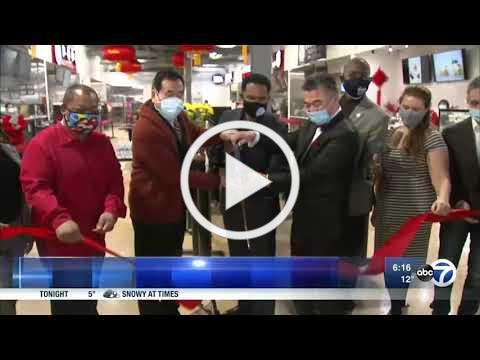 ABC7: Aurora Celebrates Lunar New Year