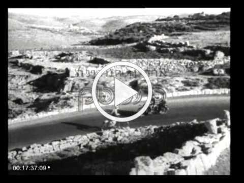 A 1935 ride from Tel Aviv to the Galilee