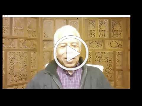 Temple Ahavat Achim American Passover with Bill Fonvielle & Rabbi Introduction