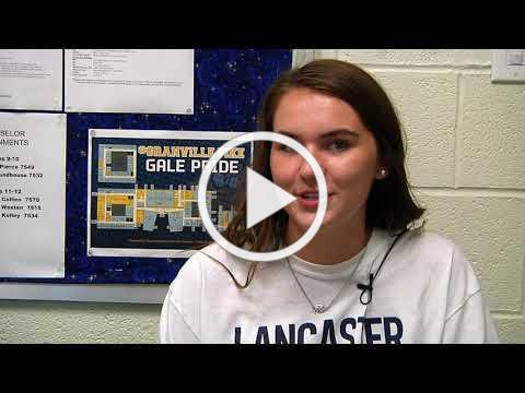LHS Senior Conversation: Ellie Jones