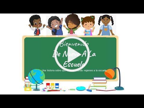 Head Start Bienvenido de Nuevo a la Escuela