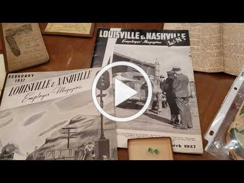 """""""Curators Chat"""" with Jason French: Railroad Work"""