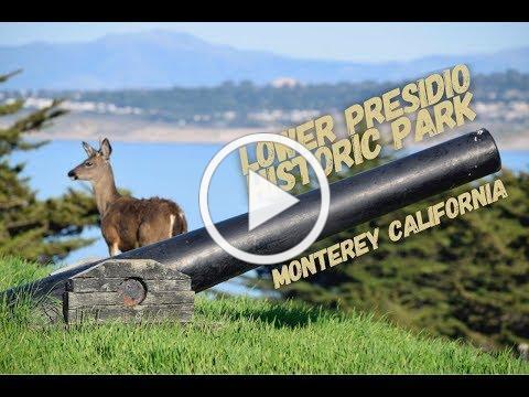The Best Views in Monterey: Lower Presidio Historic Park