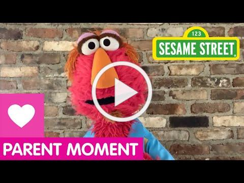 Sesame Street: A Moment to Yourself | Parent PSA