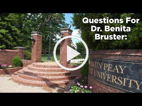 Dr. Benita Bruster's Take on QM