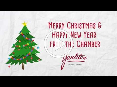 Merry Christmas from the Yankton Chamber