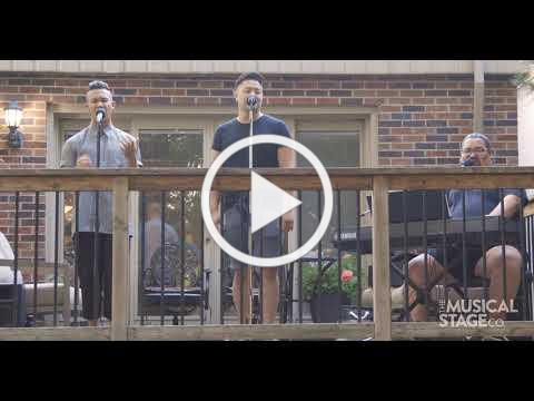 PORCHSIDE SONGS: Asian Riffing Trio