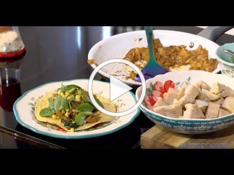 Gesundheit Kitchen - Episode 16: Jackfruit Barbacoa Tostada