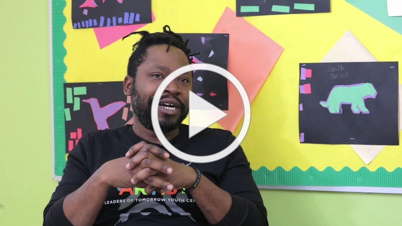 A Conversation With Baltimore Artist & Creative, Eze Jackson