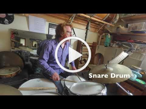 Introduction to Percussion with Ward Spangler