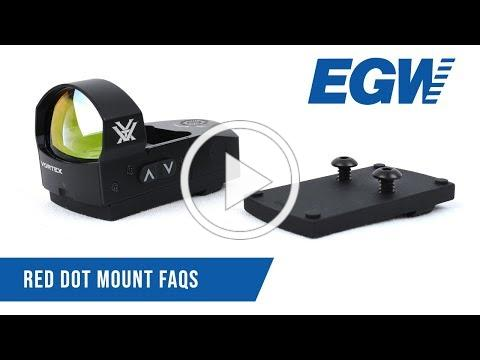 Red Dot Mounts | Everything You Need to Know, and More
