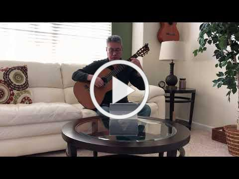 Sweet Escape by Paul Cardall guitar cover