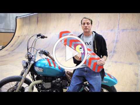 Auction: Tony Hawk Edition Triumph Speedmaster Motorcycle